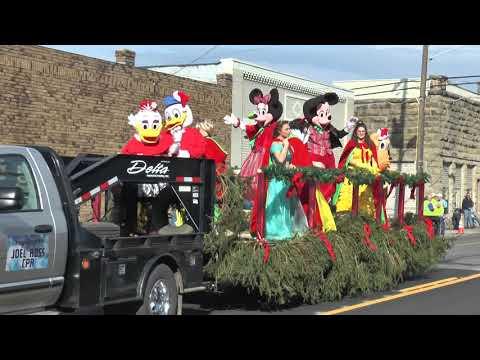 Jamestown Christmas Parade 2017