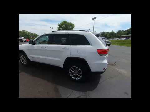 2015 Jeep Grand Cherokee Limited - Used SUV For Sale - Wooster, OH
