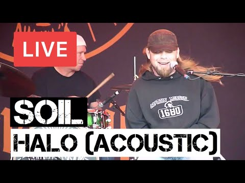 Soil - Halo (Live and Acoustic) in [HD] @ Download Festival 2012