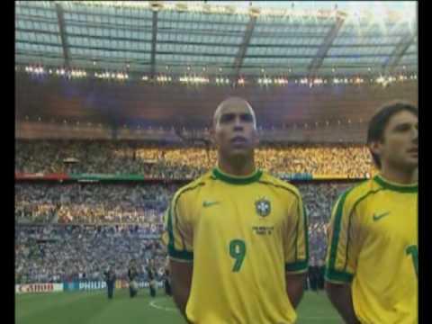 Hymnes Finale 1998
