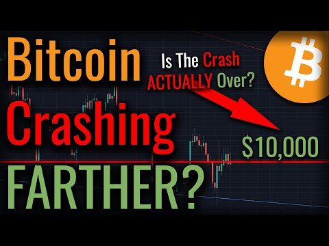 Bitcoin May Be About To Break $10,000! - Is Another Bitcoin Crash Coming?