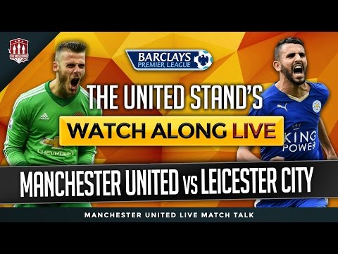 Manchester United Vs Leicester | MatchDay Live Stream