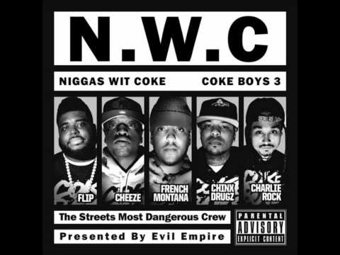 French Montana- Headquarter Feat. Chinx Drugz & Red Cafe (N.W.C Coke Boys 3)