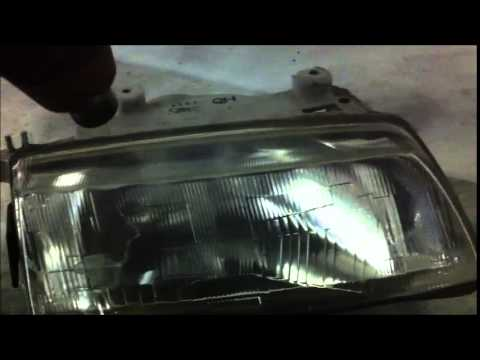 How To Easily Clean Up Debris Inside Your Headlight Youtube