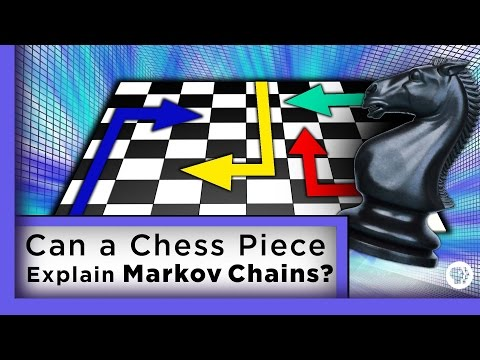 Can a Chess Piece Explain Markov Chains? | Infinite Series