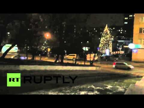 Russia: At least two killed, three injured in gun attack at Moscow cafe