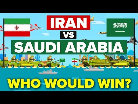Iran vs Saudi Arabia - Who Would Win? (Military / Army Compa