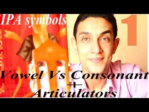 Egyptian Phonetics - Lesson One - (Vowel & Consonant & Articulators)