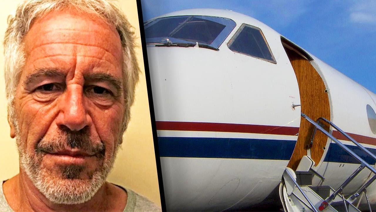 What Allegedly Went on Inside Jeffrey Epstein's Jet