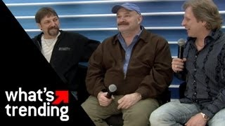 Cast of Deadliest Catch Talk Season 9, Filming at Sea, and Being New to Twitter at Samsung SXSW 2013