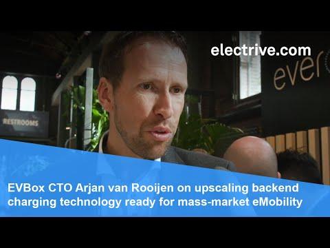 EVBox CTO Arjan