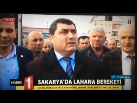 Kaynarca Lahanası TRT'de böyle tanıtıldı