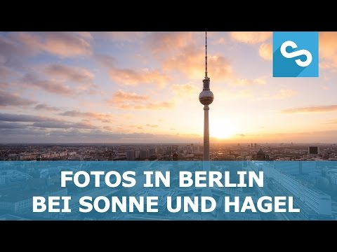 FOTOS IN BERLIN BEI SONNE, WIND UND HAGEL | Vlog #4 | Stefan Schäfer