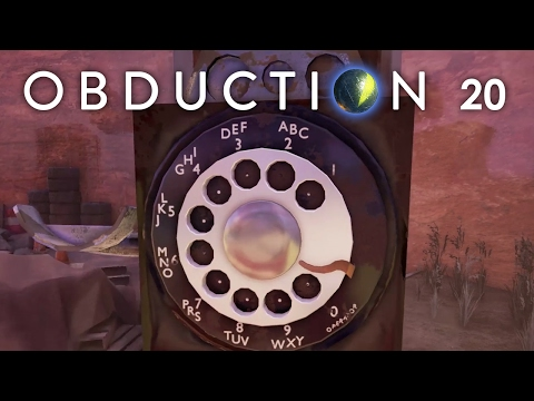 Obduction   Deutsch Lets Play #20   Blind Playthrough   Ingame English