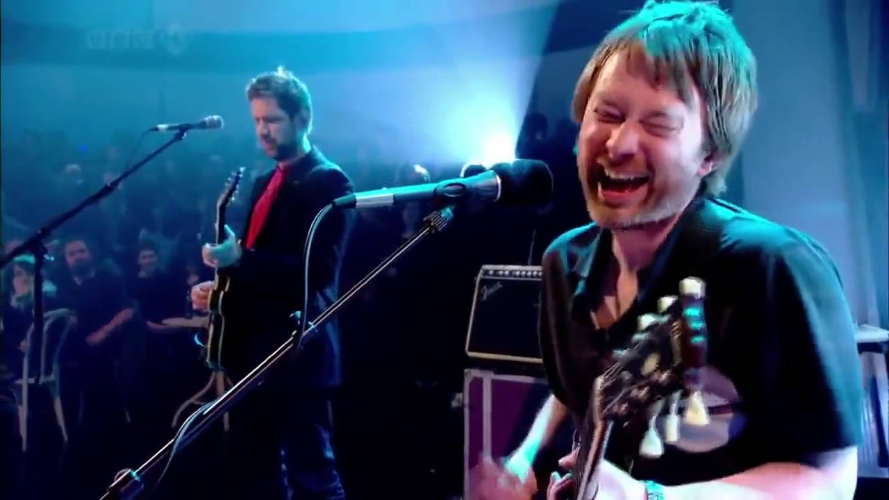 Radiohead - Weird Fishes/Arpeggi (Live at