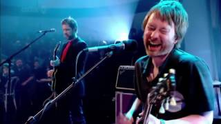 "Radiohead - Weird Fishes/Arpeggi (Live at ""Later... with Jools Holland) - Stafaband"