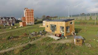 Het Groene Oosten S7 - Voedselbos In Combinatie Met Tiny Houses
