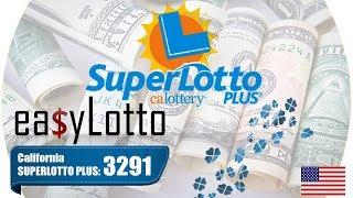 SUPERLOTTO PLUS winning numbers Oct 17 2018