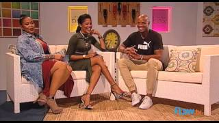 Chatter Box EP11 Season 1- Life In The Fast Lane With Asafa Powell Pt 1