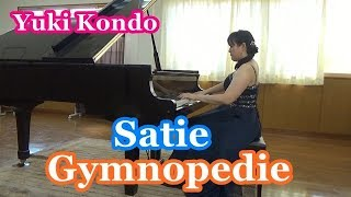 「ゆっくりと悩ましく」と演奏指示のある、サティのピアノ名曲です。 ☆...