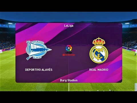 Photo of PES 2020 | Alaves vs Real Madrid | Match Gameplay – الرياضة