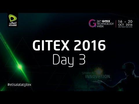 Etisalat UAE Gitex 2016