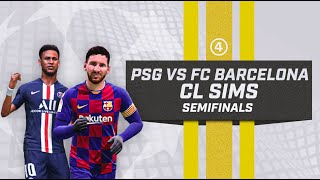Four teams left: psg, fc barcelona, rb leipzig and atletico madrid. for a spot in the final: who will win? psg or barcelona? subscribe: https://www.youtub...
