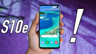 Samsung Galaxy S10e Review - Flagship Killer of 2019!