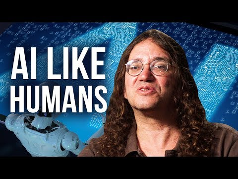 ARTIFICIAL INTELLIGENCE WILL HAVE CONSCIOUSNESS - Ben Goertzel | London Real