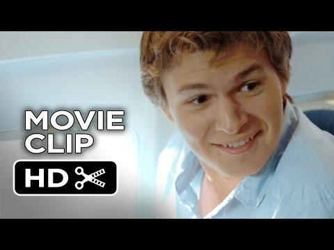 The Fault In Our Stars Movie CLIP - She Is, I'm Not (2014) - Shailene Woodley Movie HD