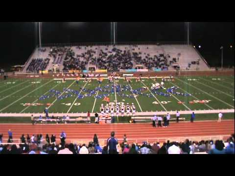 "Southwood Marching Band 2011 Contest Show ""Latin & Lagniappe""/ Director of Bands: Mr. Lennard Holden"