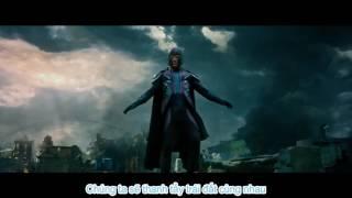 X Men  Apocalypse Official Trailer #2 2016   Jennifer Lawrence, Oscar Isaac Movie HD
