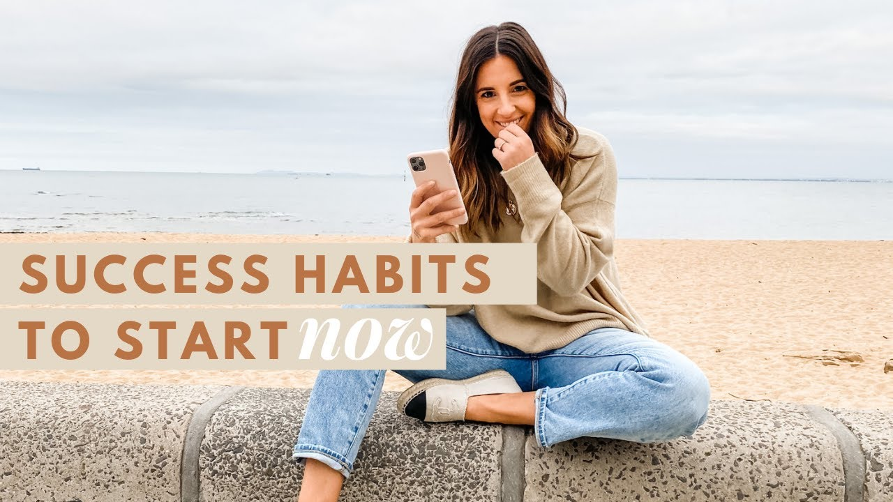 10 Habits to Start Before 2021 (life changing success habits)