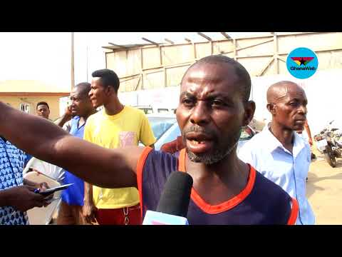 ECG prepaid challenges: Hundreds of frustrated customers besiege ECG office