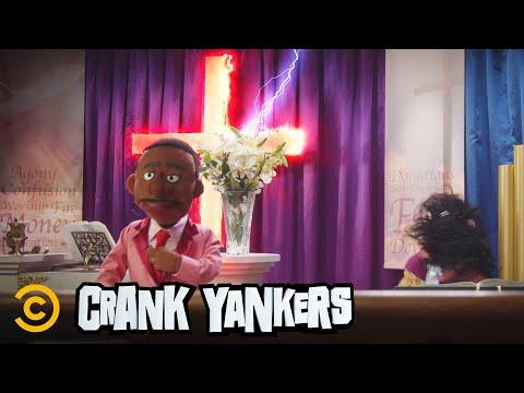 Roy Wood Jr. Prank Calls a Sports Arena - Crank Yankers (NEW)