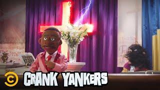 Roy Wood Jr Prank Calls a Sports Arena - Crank Yankers NEW