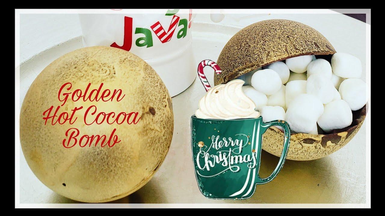 Hot Cocoa Bomb Tutorial