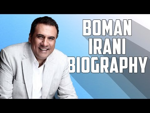 Boman Irani Biography | Inspirational Journey | Failure to Success