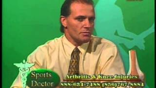 06/19/2003 Sports Doctor with Dr. Jess Lonner on Arthritis of the Knee