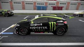 Project Cars 2 PS4 TCR Runda 1 Brands Hatch GP