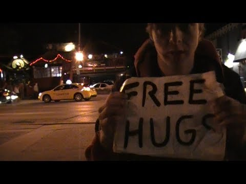 How to Hack the Matrix: Free Hugs, Synchronicity and Shift Buttons Tactics