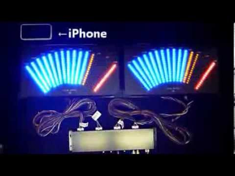 Car Audio Equalizer And Sound Indicator Led Display L 105