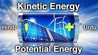 Energy? Kinetic Energy | Potential Energy [Urdu/Hindi] | My Channel Video | Goher Ali Rizvi