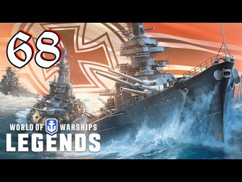 World of Warships Legends⚓️Gameplay🌊  Livestream#68PS4-Pro(Deutsch) - YouTube