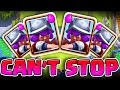 4 MUSKETEERS ARE SO GOOD! • New Clash Royale Deck