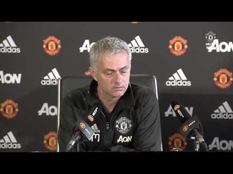 Jose Mourinho Pre match Press conference | Feel Sorry for Bastian | Manchester United vs West Brom