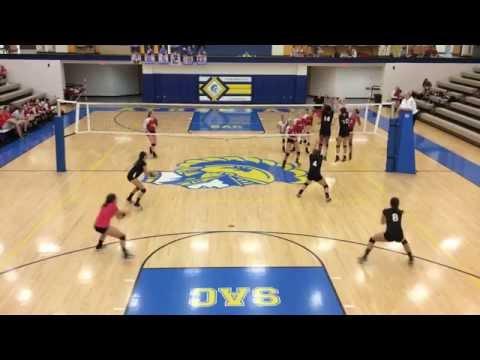 McCutcheon vs Fishers Volleyball 2014