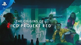 CD Projekt Red - Part 1 | The Origins Of CDPR | PS4