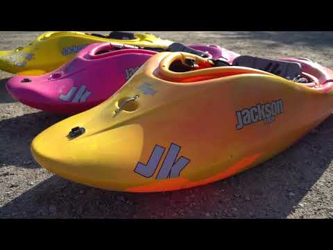 New Jackson Kayak Rockstar 4.0 First Look
