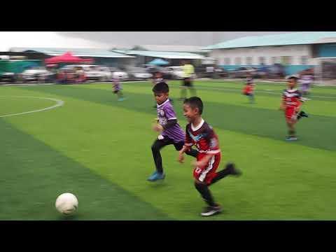 Mol Football Academy League Group A ครั้งที่ 14 # ธนบุรี อินเตอร์ VS OAZ วันอาทิตย์ 8/9/62 # Q3